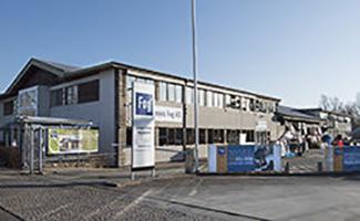 Nyt depot i Vordingborg